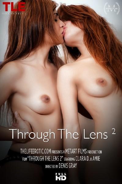 Amie, Clara D - Through The Lens 2 (2017/TheLifeErotic/1080p)