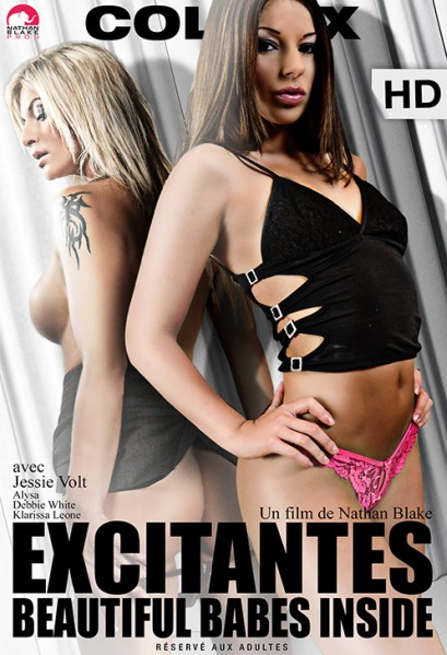 Excitantes Beautiful Babes Inside