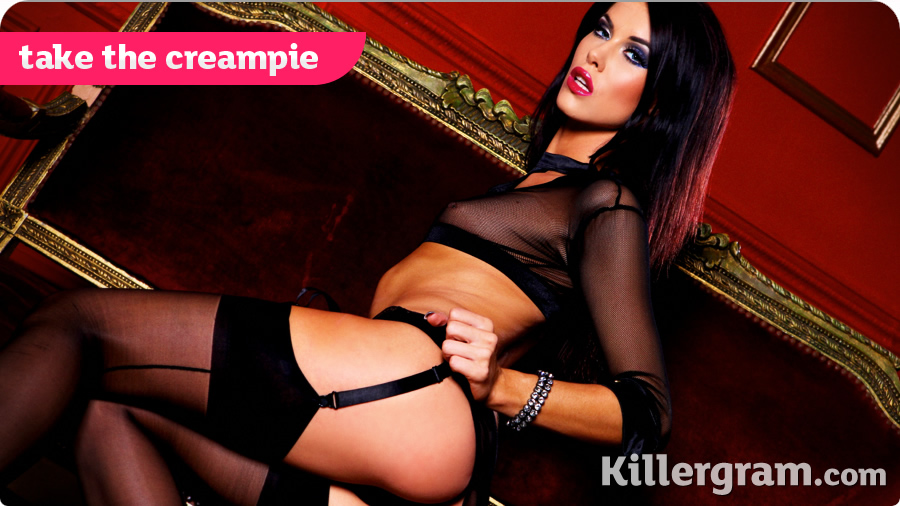 Megan Coxxx - Take The Creampie (CreamMyCunt/KillerGram)