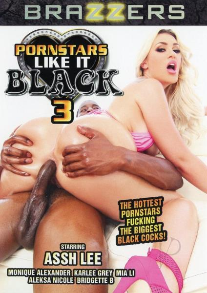 Pornstars Like It Black 3 (2017/DVDRip)