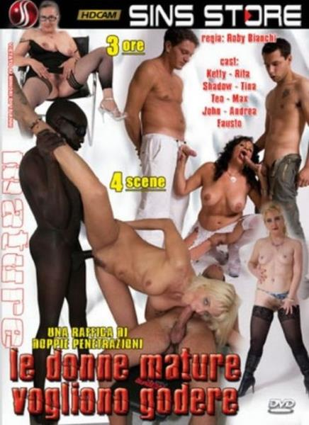 Le Donne Mature Vogliono Godere - The Mature Women Want to Enjoy (2017/WEBRip/SD)