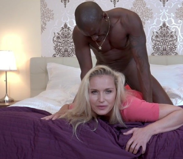 Kathia Nobili - Your slutty wife giving you live show with her 11 inches huge, black lover, Part 2 (2016/KathiaNobiliGirls/Clips4Sale/1080p)
