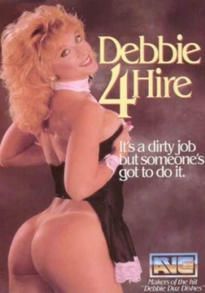 Debbie 4 Hire (1988/VHSRip)