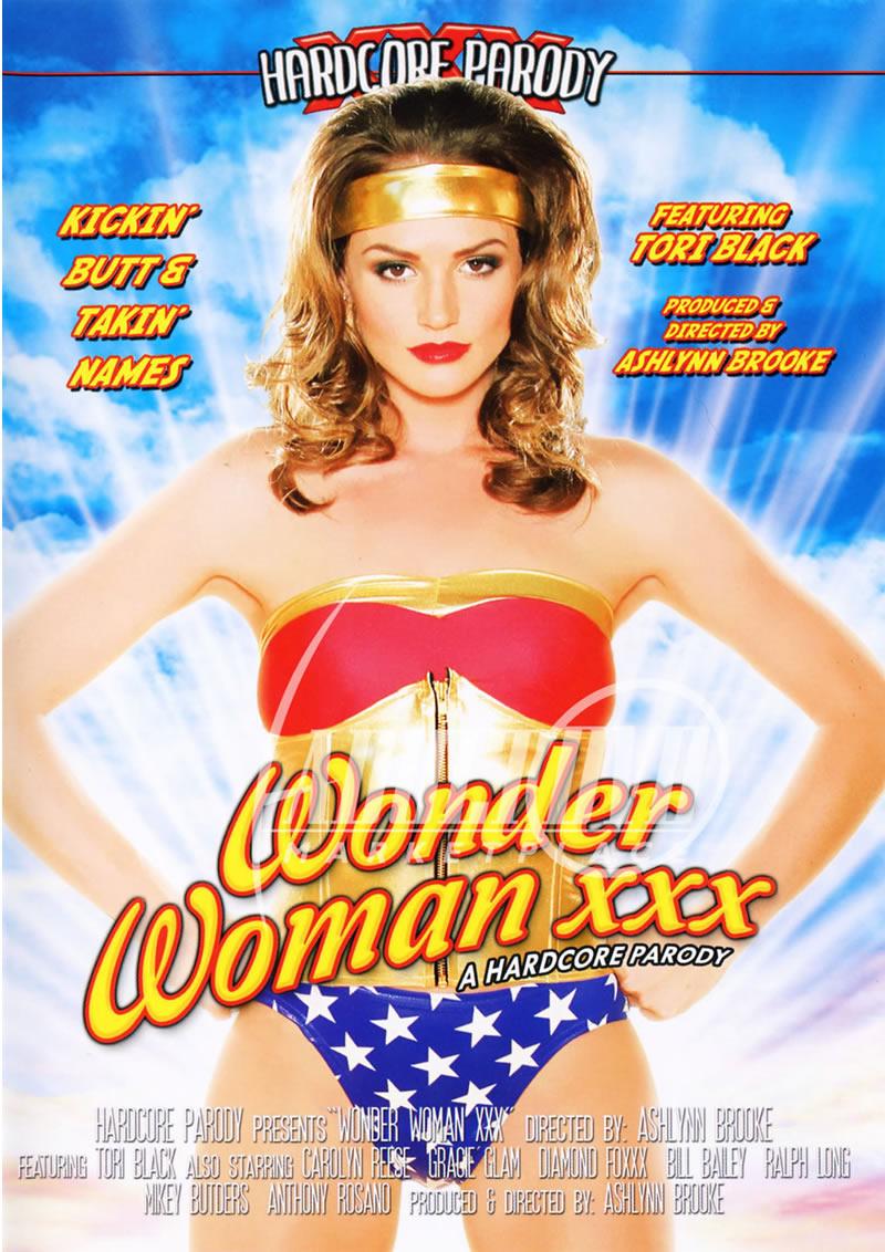 Wonder Woman XXXA Hardcore Parody