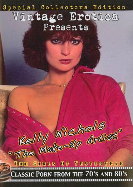 Kelly Nichols The Make-Up Artist (1986/VHSRip)