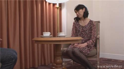 Mywife-NO 1221 氏家 久美子 今宵の人妻さんは僕の友人の紹介で知り合いました
