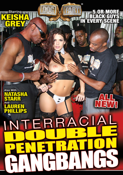 Interracial Double Penetration Gangbangs (2017/WEBRip/SD)
