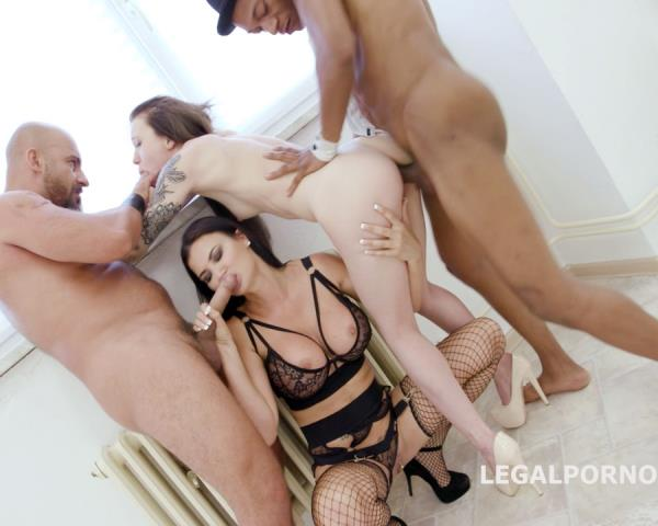 Monika Wild, Jasmine Jae - Limit Overcoming Part 1 - Total Abuse And Degrading Of Monika Wild By Jasmine Jae - Submission, Foot Fetish GIO434 (2017/LegalPorno/HD)