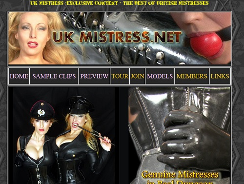UKmistress SiteRip