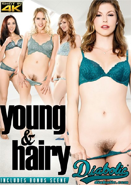 Young And Hairy (2017/WEBRip/SD)
