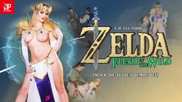 Katy Jayne - Zelda Flesh of the Wild A DP XXX Parody (2017/Digitalplayground/SD)