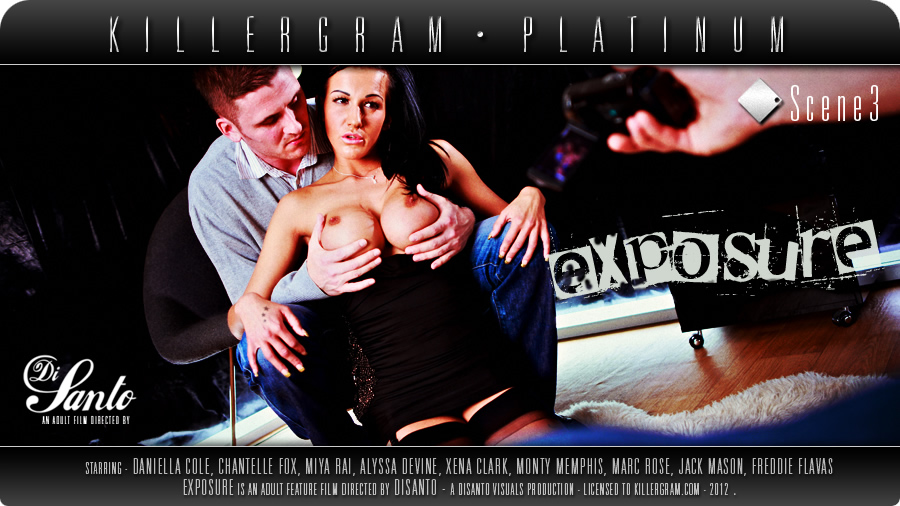 Chantelle Fox - Exposure scene 3 (DaringSex/Killergram)
