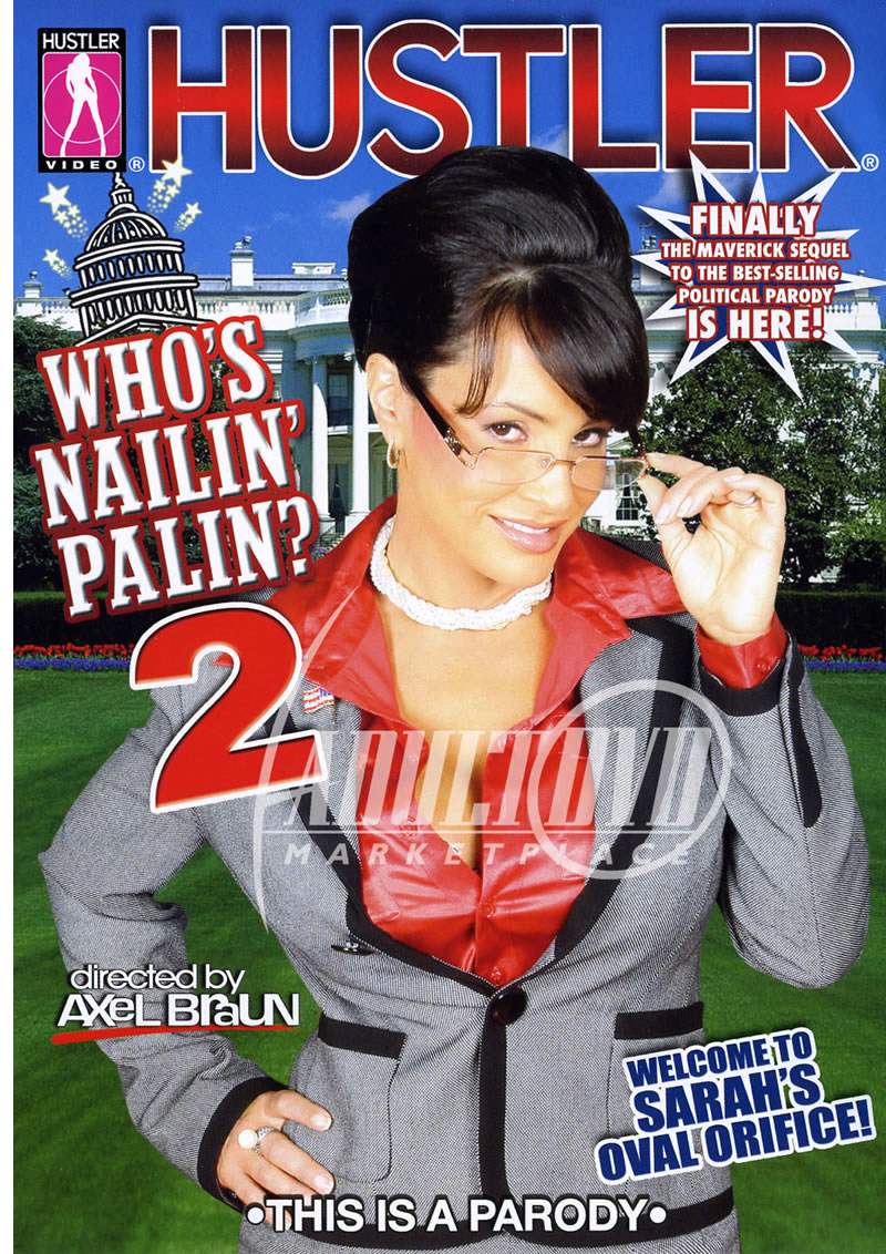 Whos nailin palin hustler full video-7025