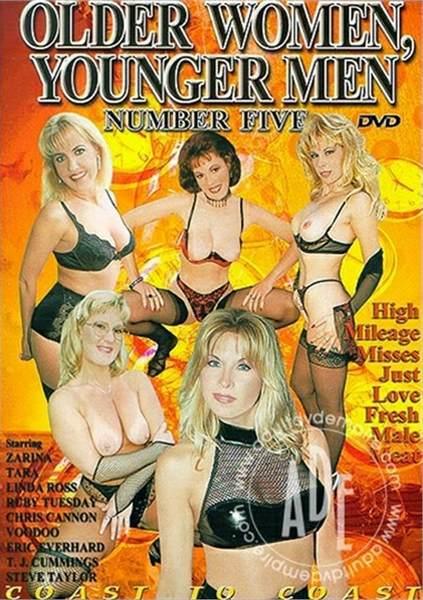 Older Women, Younger Men 5 (2005/DVDRip)