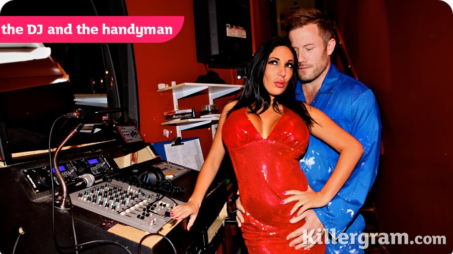 Emily B - The DJ and The Handyman (TheHandyMan/KillerGram)