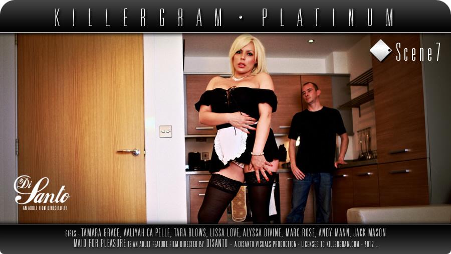 Aaliyah Ca Pelle - Maid for Pleasure (DaringSexd/Killergram)