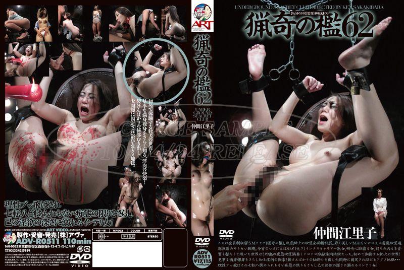 ADV-R0511 Nakama Kousatoko (仲間江里子) 猟奇の檻 62 Bondage Planning アート(アヴァ) ボンデージ Art Video