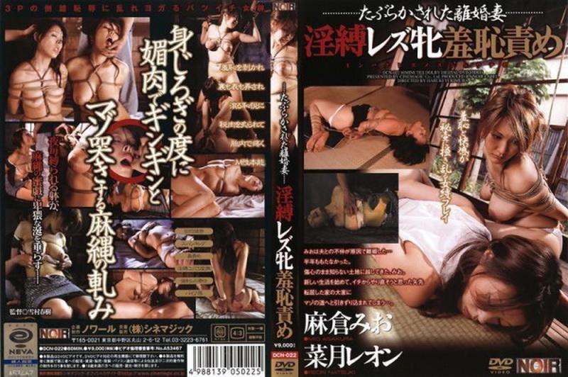 DCN-022 Rough Bondage 日本のボンデージセックス Asian Porn