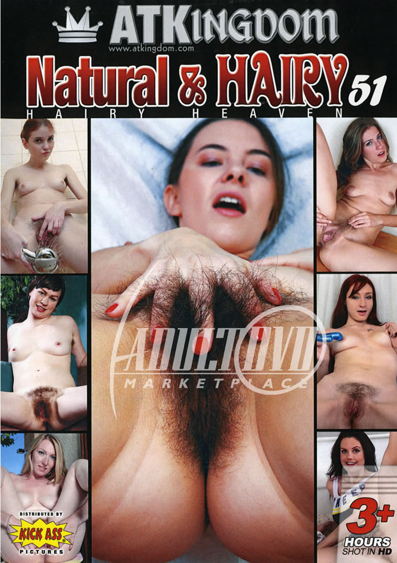 ATK Natural & Hairy 51