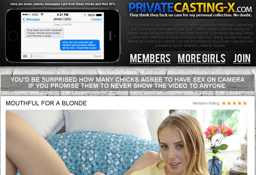 Privatecasting-x update2508 SiteRip