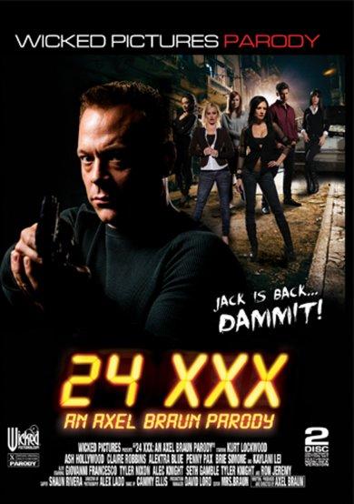 24 XXXAn Axel Braun Parody