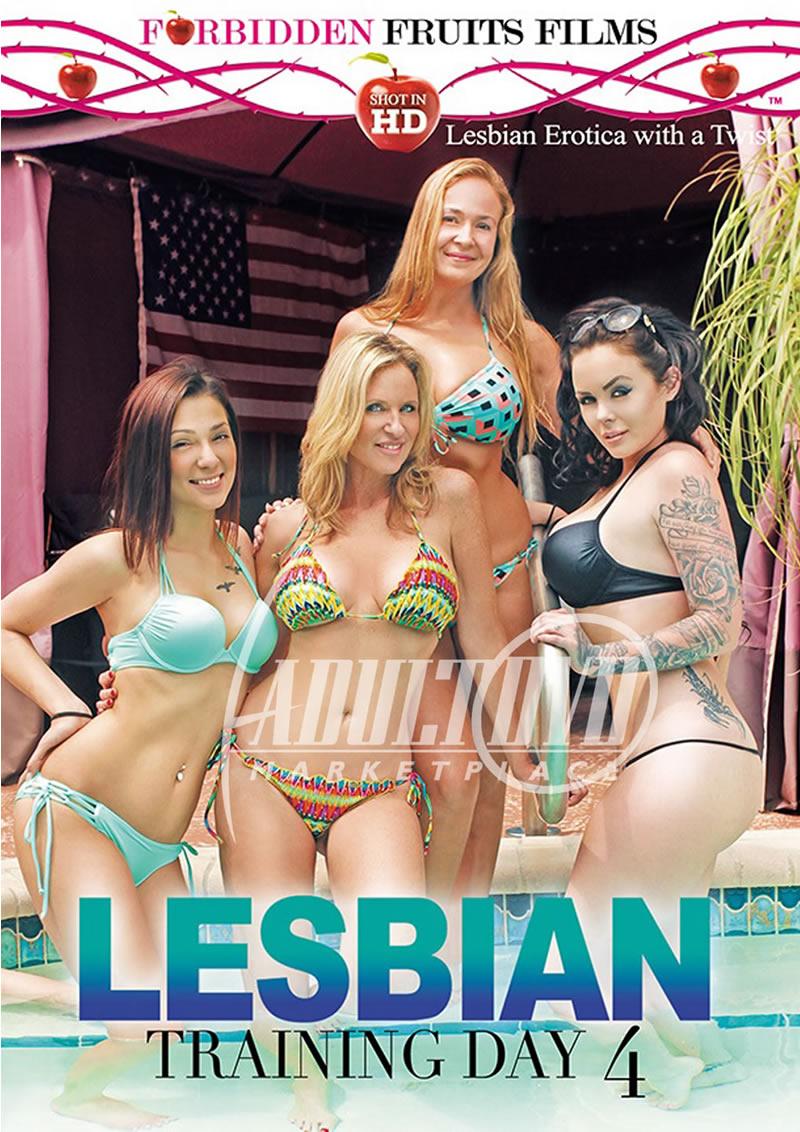 Lesbian Training Day 4 (FORBIDDEN FRUITS/2015)