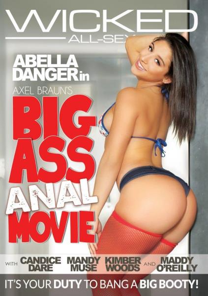 Axel Brauns Big Ass Anal Movie (2017/WEBRip/HD)