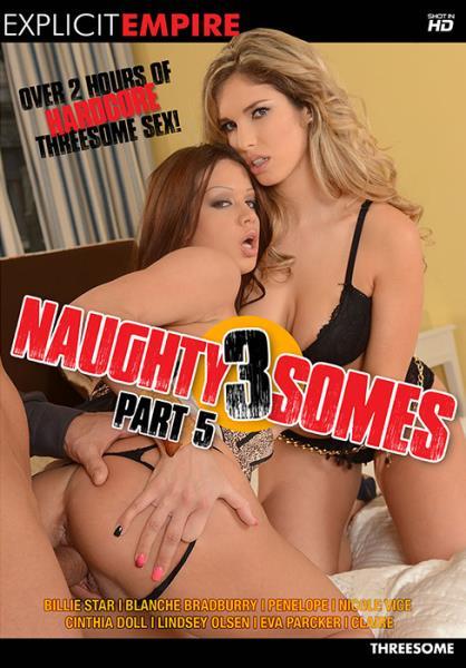 Naughty Threesomes 5 (2016/WEBRip/SD)
