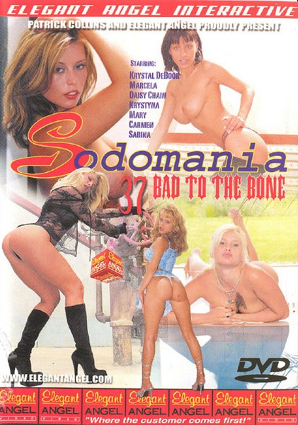 Sodomania 37 (2002/DVDRip)