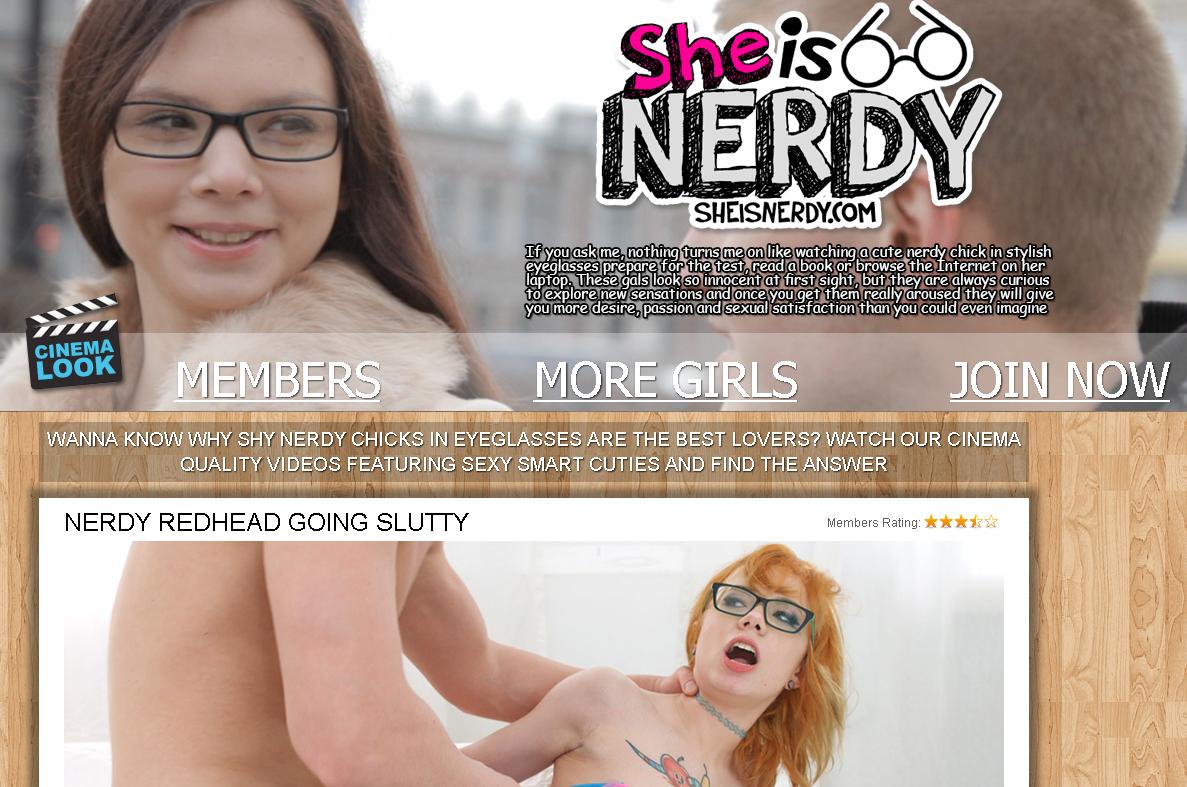 Sheisnerdy update1607 SiteRip