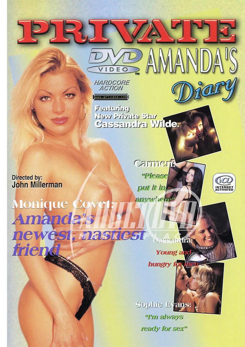 Amandas Diary 4 (PRIVATE)