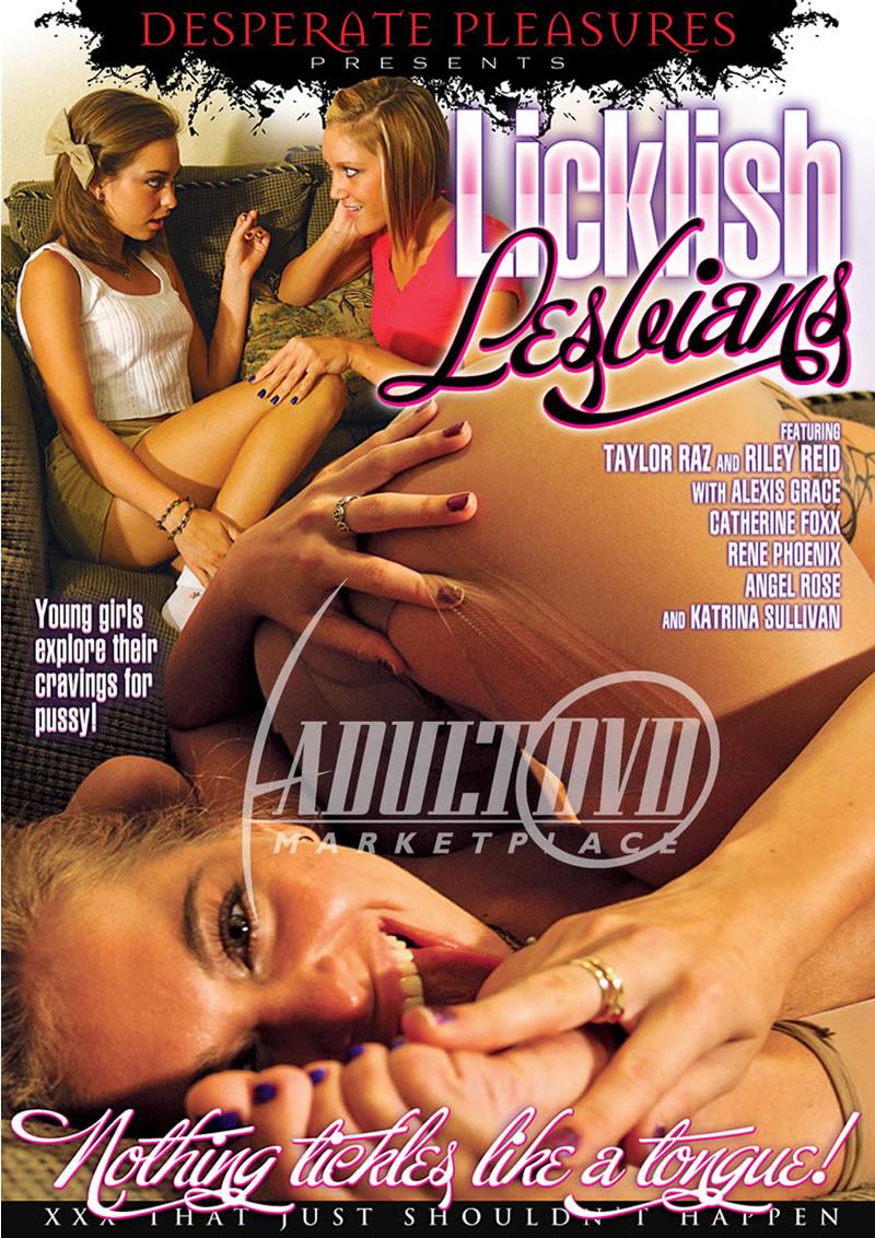 Licklish Lesbians (DESPERATE PLEASURES)