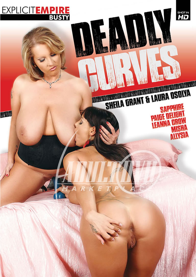 Deadly Curves (EXPLICIT EMPIRE)