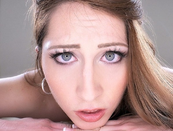 Nina Skye - Nina Skye returns, Former Teacher Gives Head, Fucks and Swallows (2017/AmateurAllure/HD)