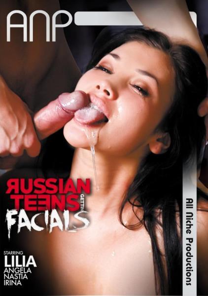 Russian Teens Getting Facials (2017/DVDRip)