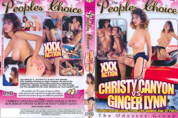 Christy Canyon Vs Ginger Lynn The Early Years (ODYSSEY)