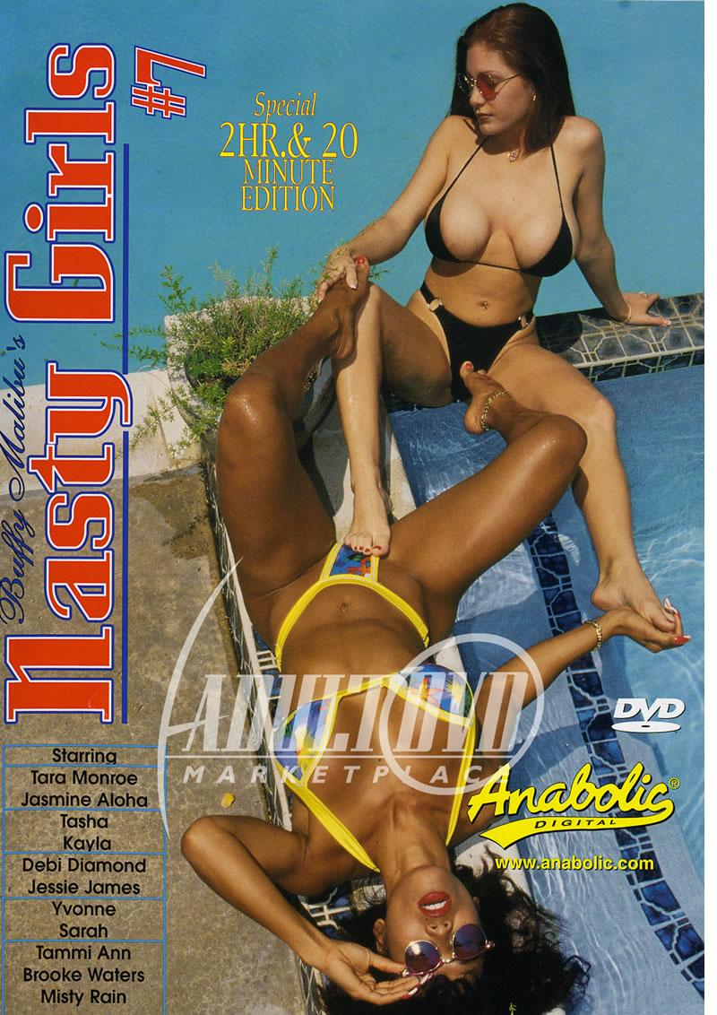 Nasty Girls 7 (ANABOLIC)