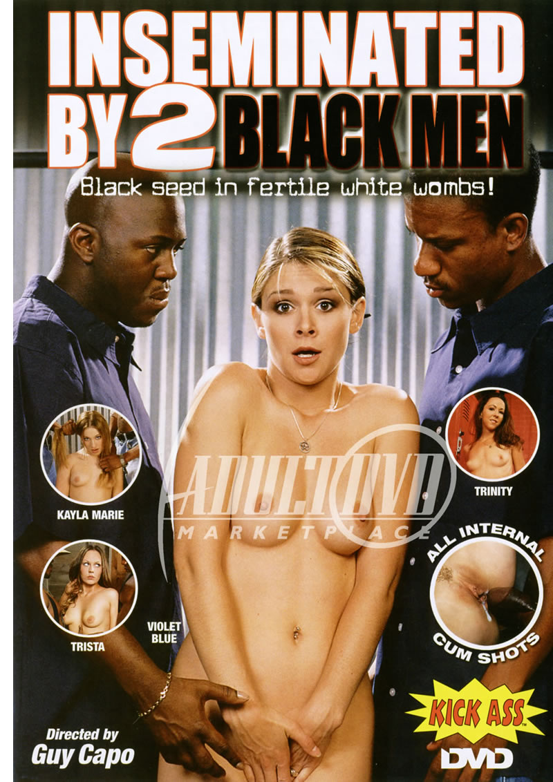 Inseminated By 2 Black Men 1
