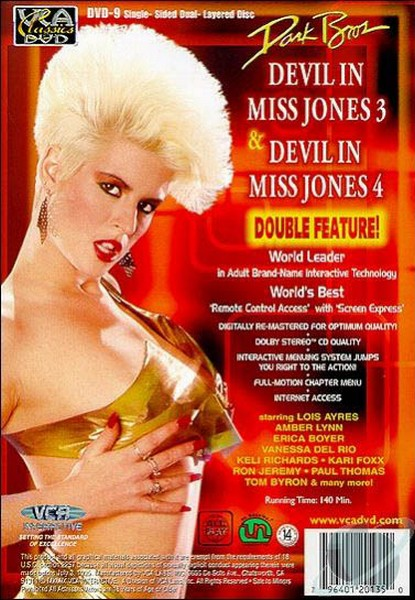 The Devil in Miss Jones 3 - A New Beginning (1986/DVDRip)