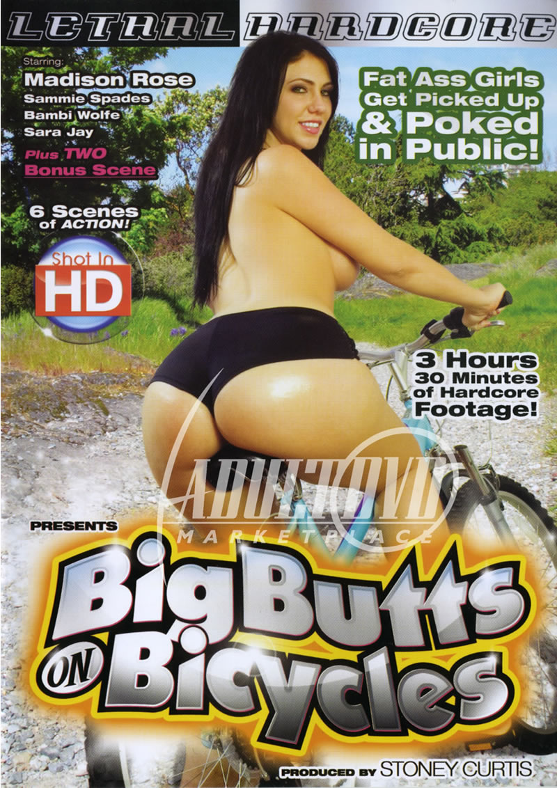 Big Butts On Bicycles (LETHAL HARDCORE)