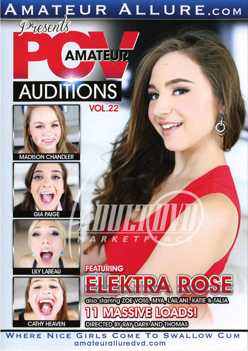 Amateur POV Auditions 22 (AMATEUR ALLURE)