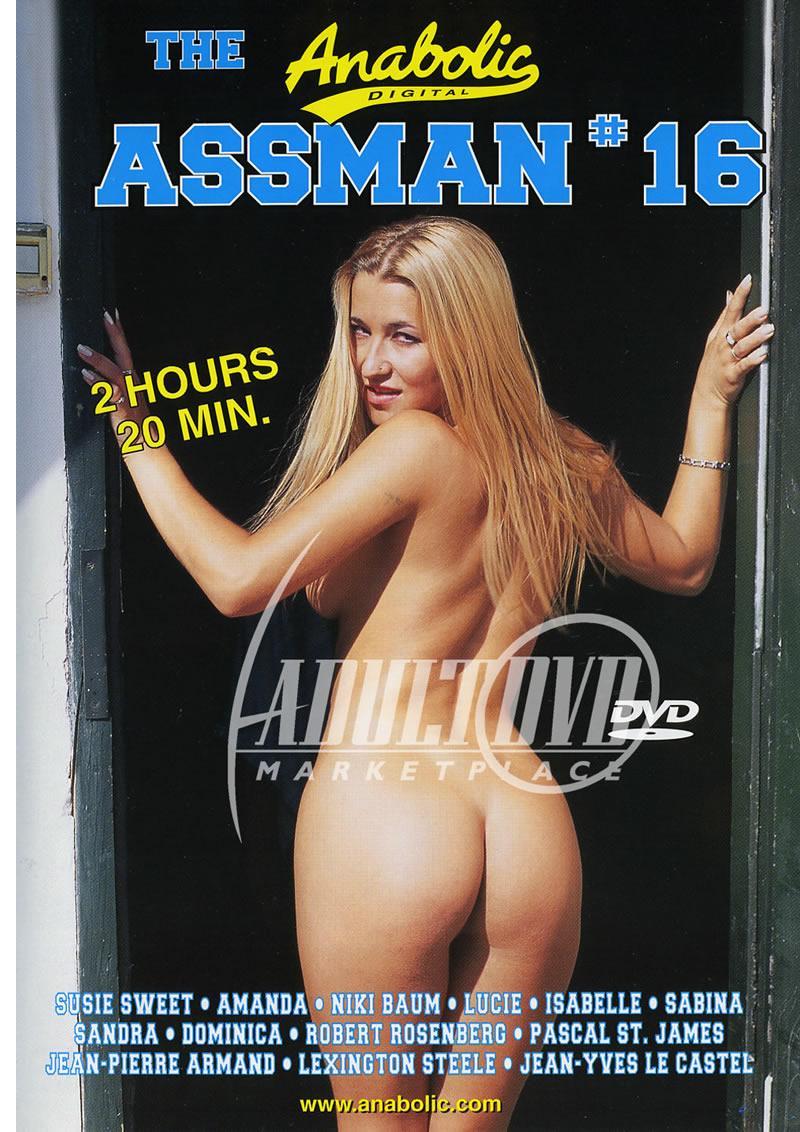 Assman 16 (ANABOLIC)