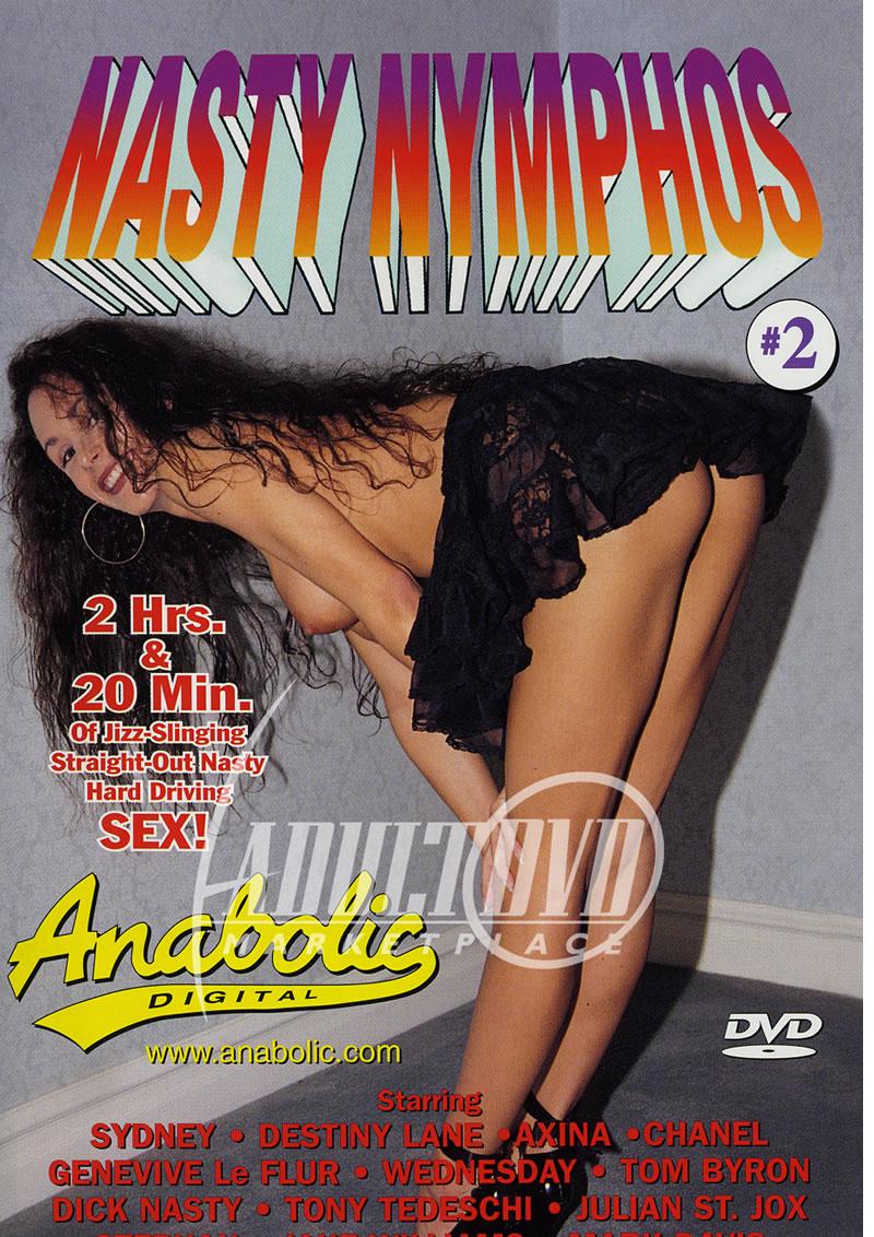 Nasty Nymphos 2 (ANABOLIC)