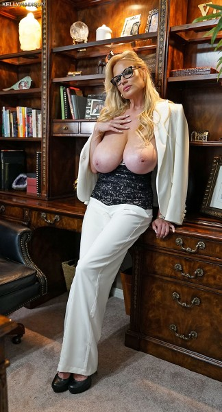 Kelly Madison - Big Tits Boss (2017/KellyMadison/1080p)