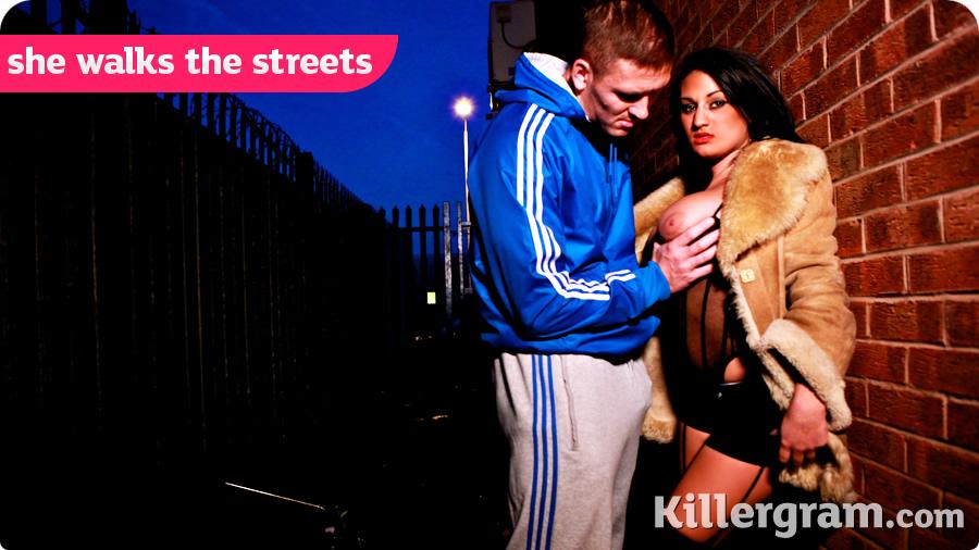 Jasmine Fox - She Walks The Streets (UkStreetwalkers/Killergram)