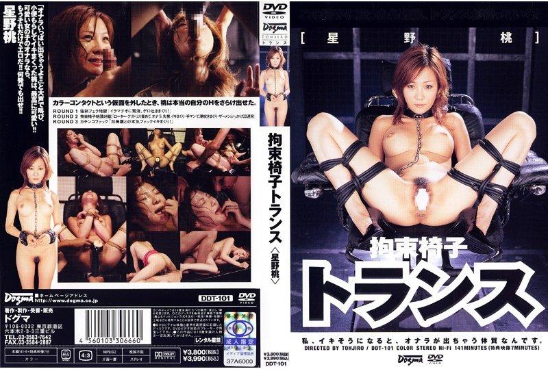 DDT-101 拘束椅子トランス 星野桃 監禁・拘束 2005/10/26 SM Hoshino Momo