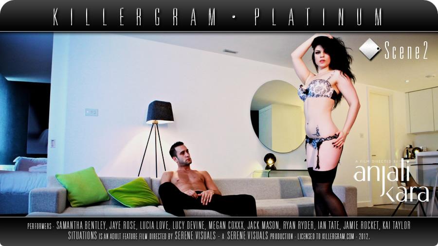 Lucia Love - Situations (DaringSex/Killergram)