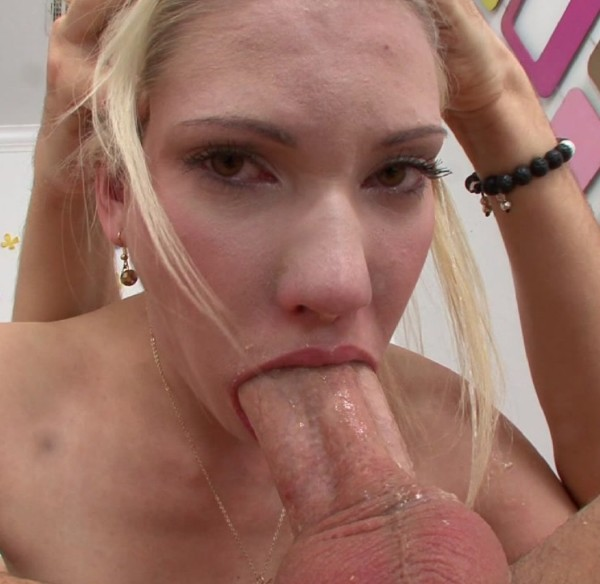 Sara Monroe - Mike Adrianos Cock Was Too Big So Sara Monroe Is Going Oral (2017/OralOverdose/PervCity/HD)