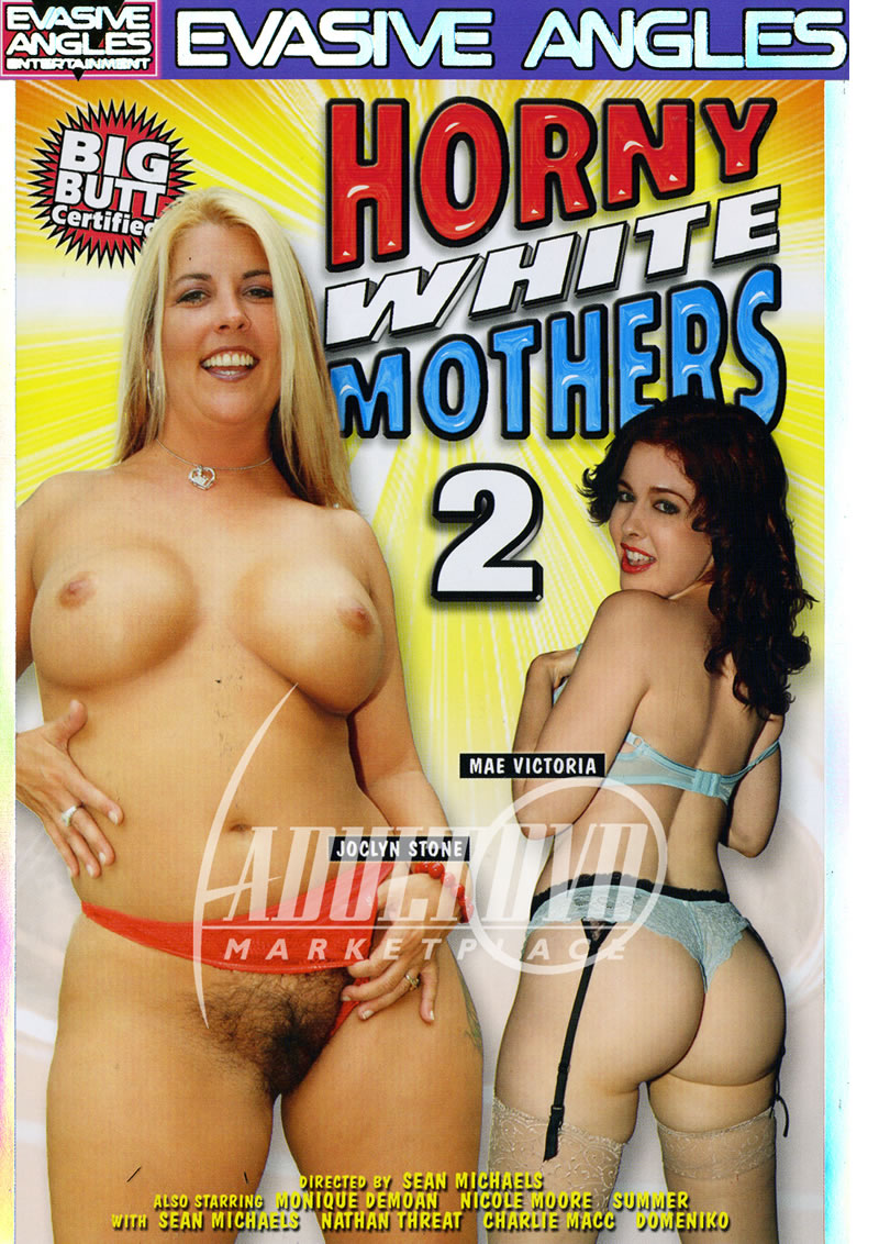 Horny White Mothers 2 (EVASIVE ANGLES)