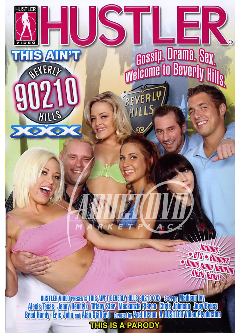 This Aint Beverly Hills 90210 XXX (HUSTLER)
